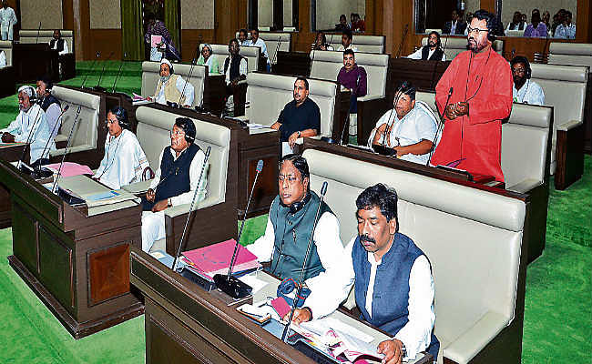 Monsoon session Jharkhand Vidhan Sabha : अनुपूरक बजट पारित, आज आ सकता है सरना धर्मकोड का प्रस्ताव