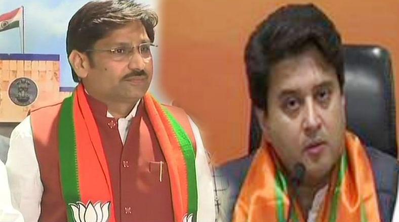 MP राज्यसभा चुनाव : कांग्रेस को एक और झटका, ज्योतिरादित्य सिंधिया के नामांकन को मिली मंजूरी