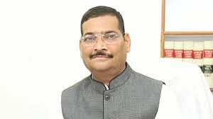 झारखंड भाजपा के अध्यक्ष दीपक प्रकाश व बाबूलाल मरांडी आज दुमका में