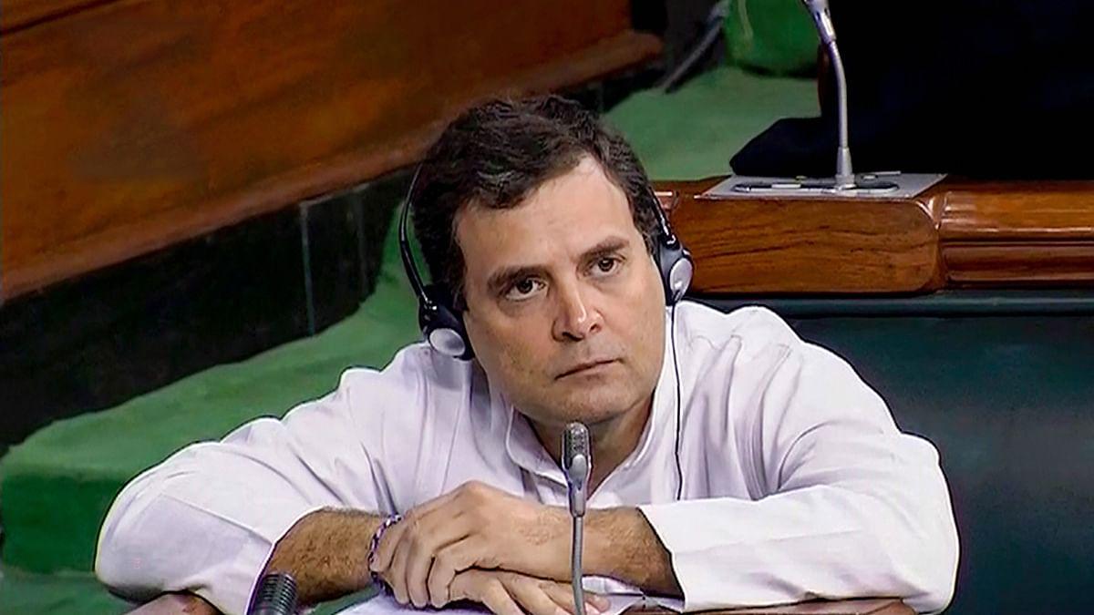 संसद में बैंक फ्रॉड मामले पर राहुल गांधी और अनुराग ठाकुर में तकरार, पढ़ें पूरी खबर