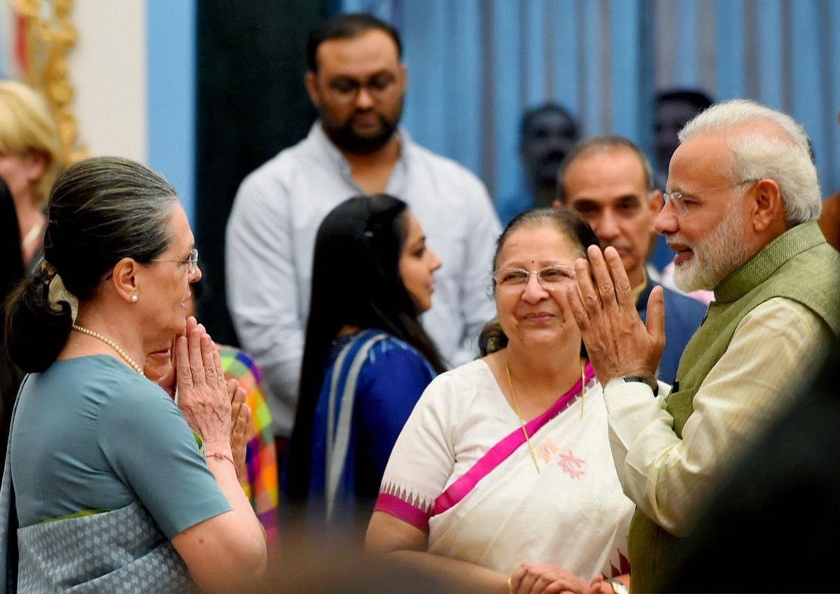 सोनिया गांधी ने पीएम मोदी को लिखा पत्र, कहा- पेट्रोल-डीजल के दाम में बढ़ोतरी से जनता परेशान, राहत दीजिए थोड़ा