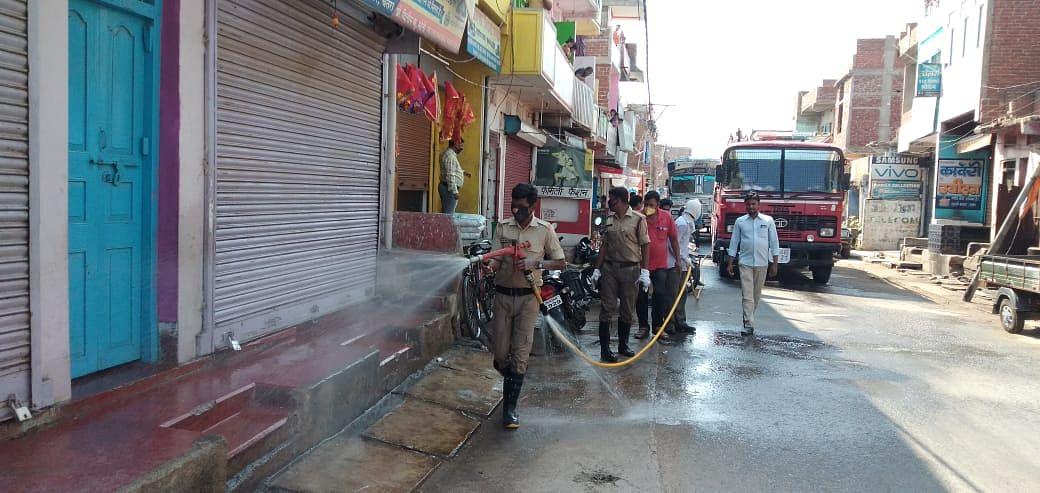 हावड़ा में बढ़ी परेशानी, कोरोना कहर के बीच शहर में रूका सैनिटाइजेशन का काम