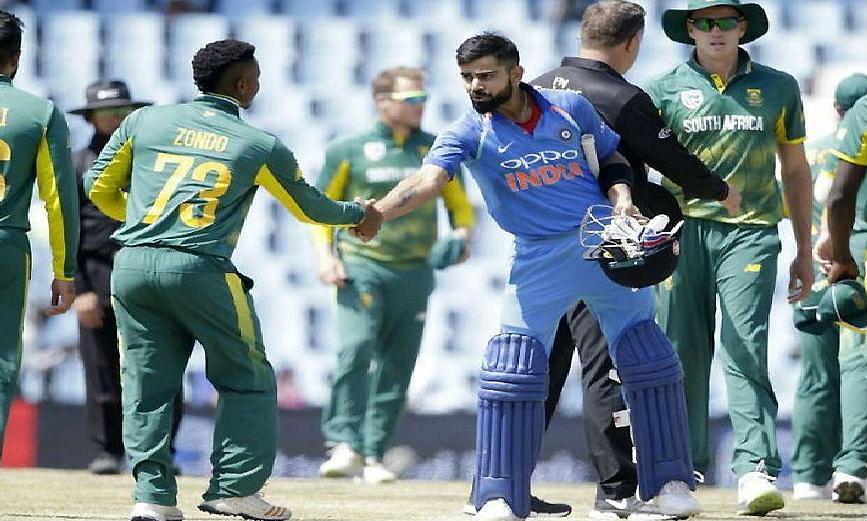 Coronavirus Outbreak : भारत दौरे पर कोहली सेना से हाथ नहीं मिलाएंगे दक्षिण अफ्रीकी खिलाड़ी