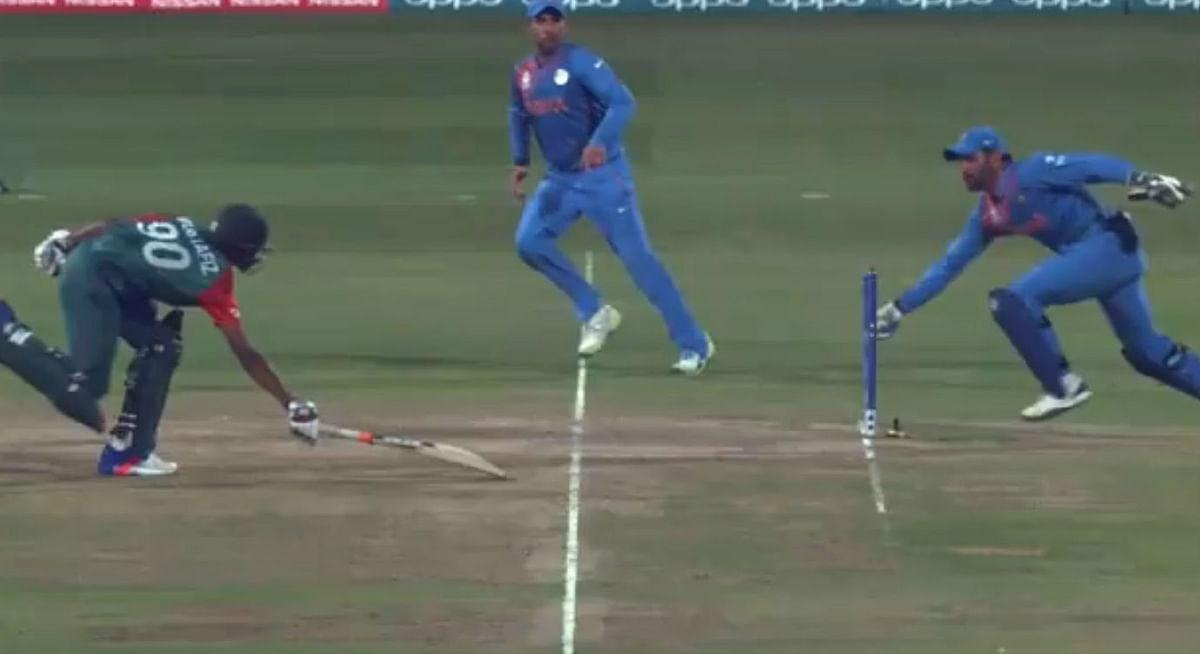 India vs Bangladesh : आज ही के दिन खेला गया था इतिहास का सबसे रोमांचक T20 मुकाबला, Dhoni की बिजली सी फुर्ती ने जीता दिल