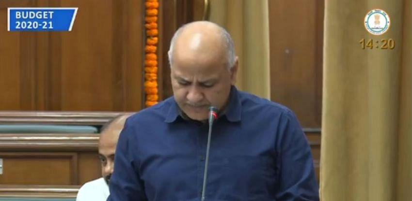 DelhiBudget : लॉकडाउन के बीच केजरीवाल सरकार ने पेश किया 65,000 करोड़ का बजट, कोरोना से लड़ने के लिए 50 करोड़