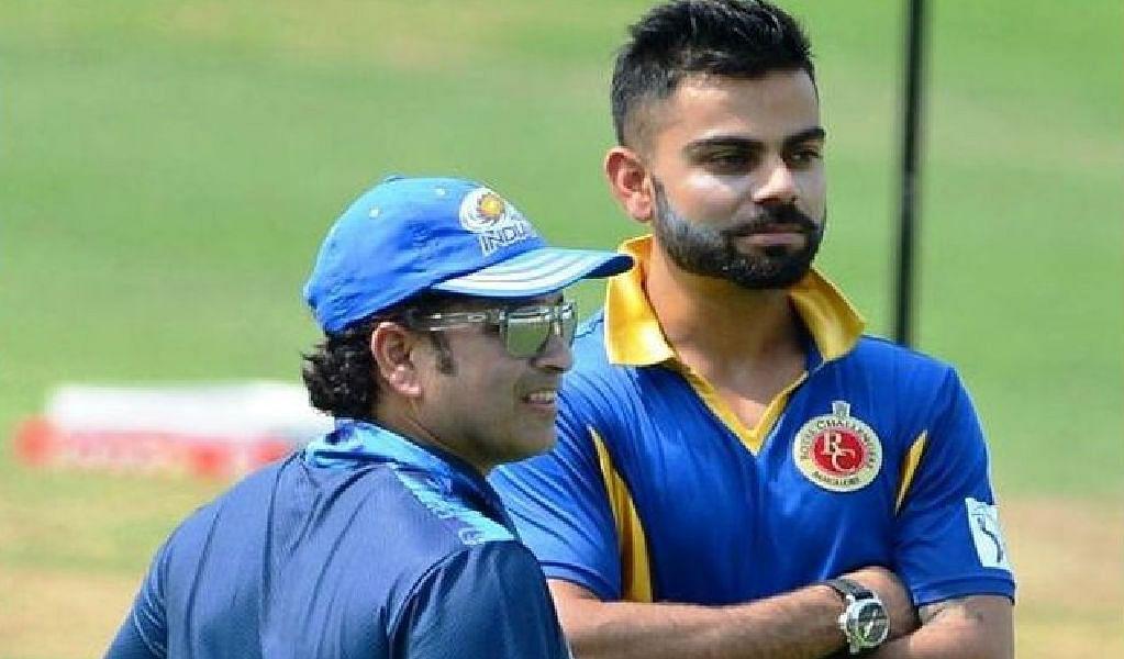 वर्ल्ड कप में करारी हार के बावजूद सचिन और कोहली ने भारतीय महिला टीम का किया समर्थन