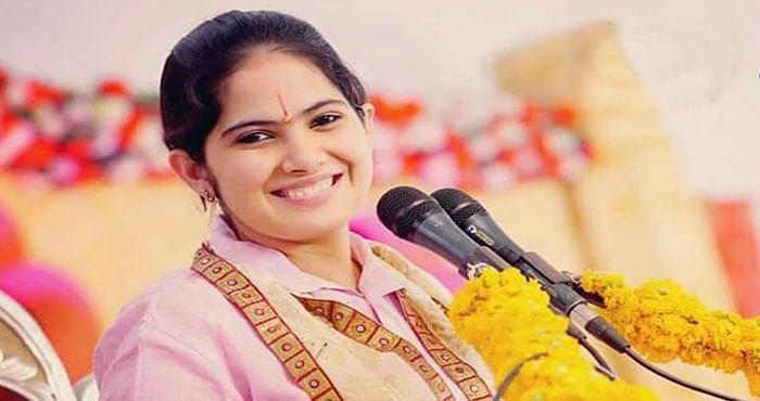 Jaya kishori: जब कृष्ण ने चांद मांगने व राधा से ब्याह करने की लगाई हठ,जया किशोरी ने बताई वजह...