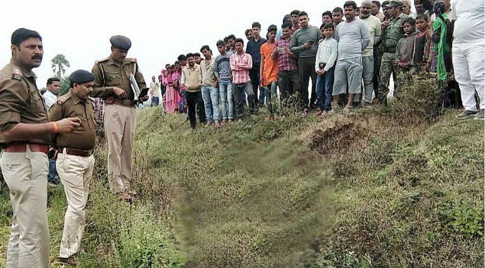 Jharkhand : हैदरनगर में अज्ञात युवक का शव बरामद