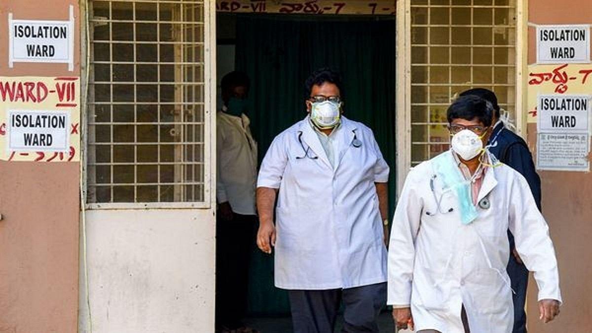 मध्यप्रदेश में दो और कोरोना वायरस से संक्रमित, कुल 6 मामले हुए, 9 जिलों में लॉकडाउन, सीमाएं सील