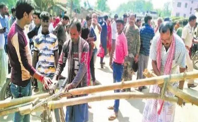 समस्तीपुर में तीन अपराधियों ने मांगी सिगरेट, देरी होने पर मार दी गोली