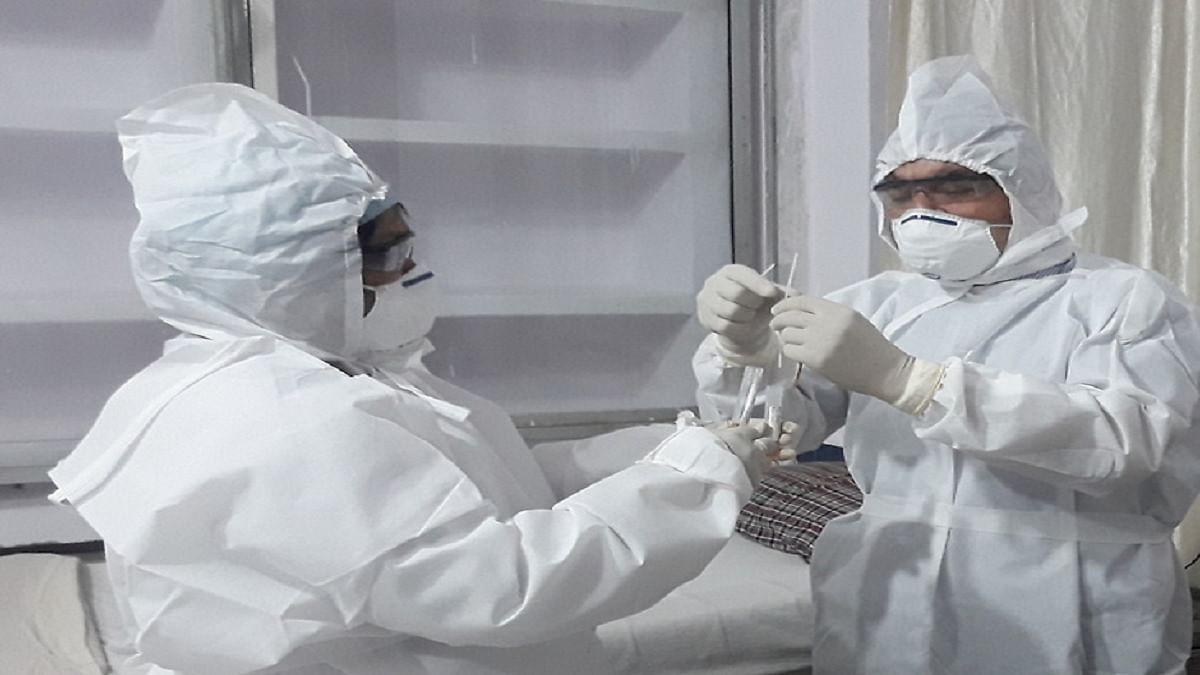 Coronavirus in Bihar: इलाज के दौरान अस्पताल से भाग गया था रेलकर्मी, मौत