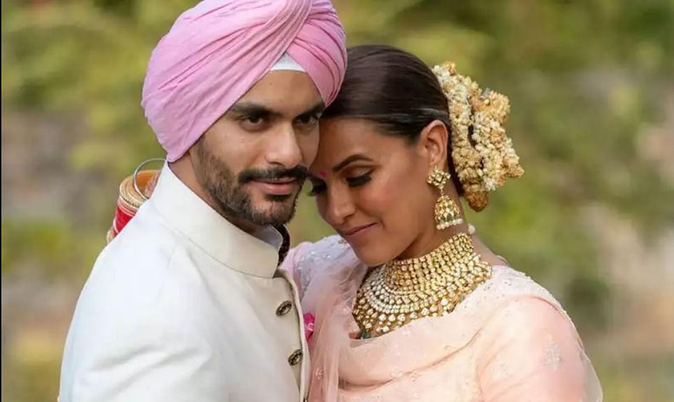 शादी से पहले प्रेग्नेंट थीं नेहा धूपिया, पति अंगद ने ही उनके घरवालों को बताया था...