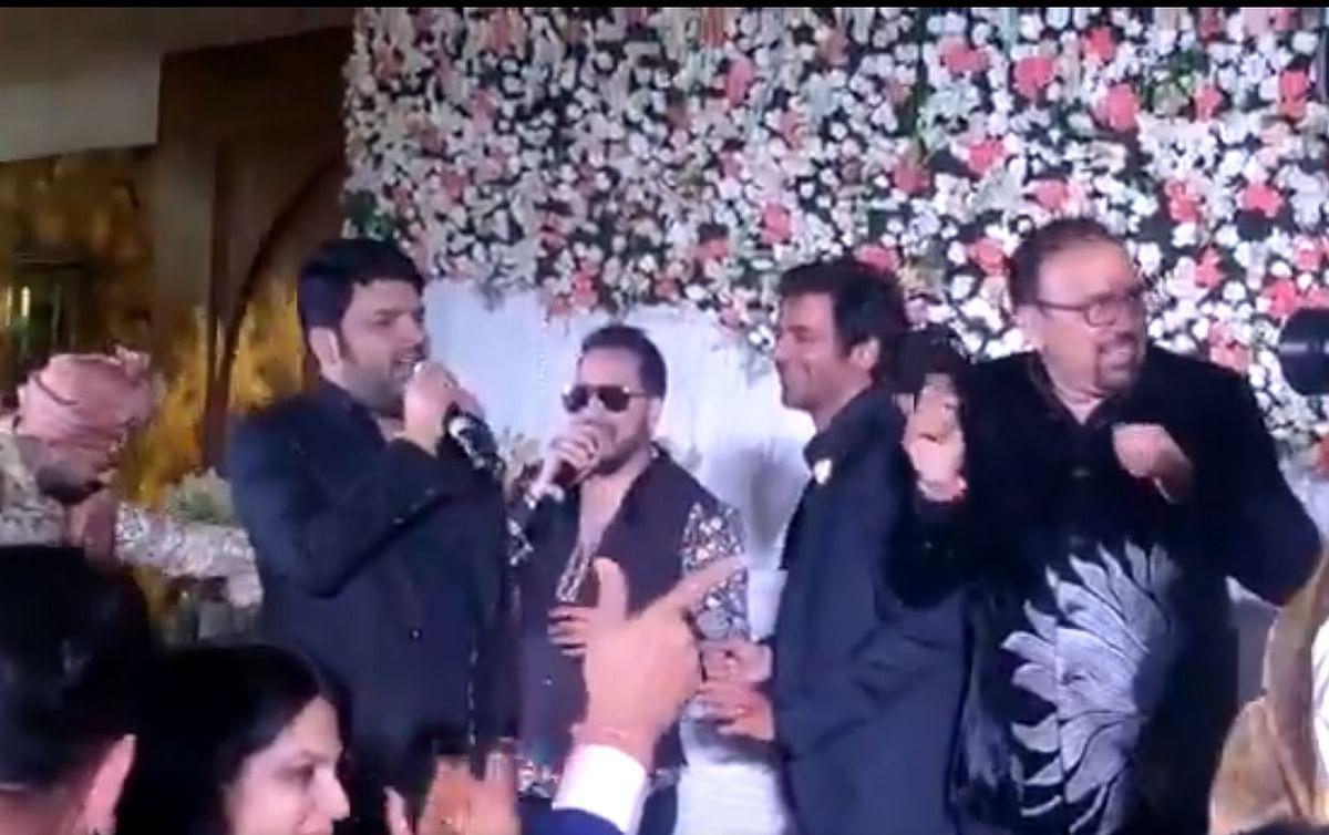 VIDEO : कपिल शर्मा और सुनील ग्रोवर एक मंच पर, क्या आपने देखा ये वीडियो ?