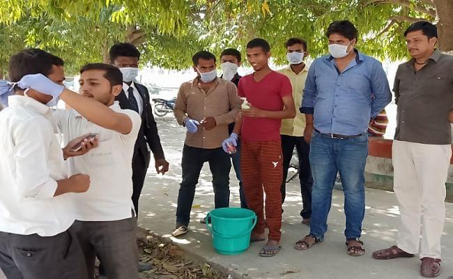 कोराना का कहर: साफ-सफाई और परहेज से ही कोरोना का किया जा सकता है मुकाबला