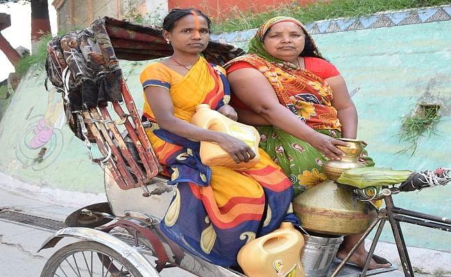 सूर्योपासना पर्व के चार दिनों का अनुष्ठान शनिवार को संकल्प व्रत (नहाय खाय) से आरंभ हो गया.