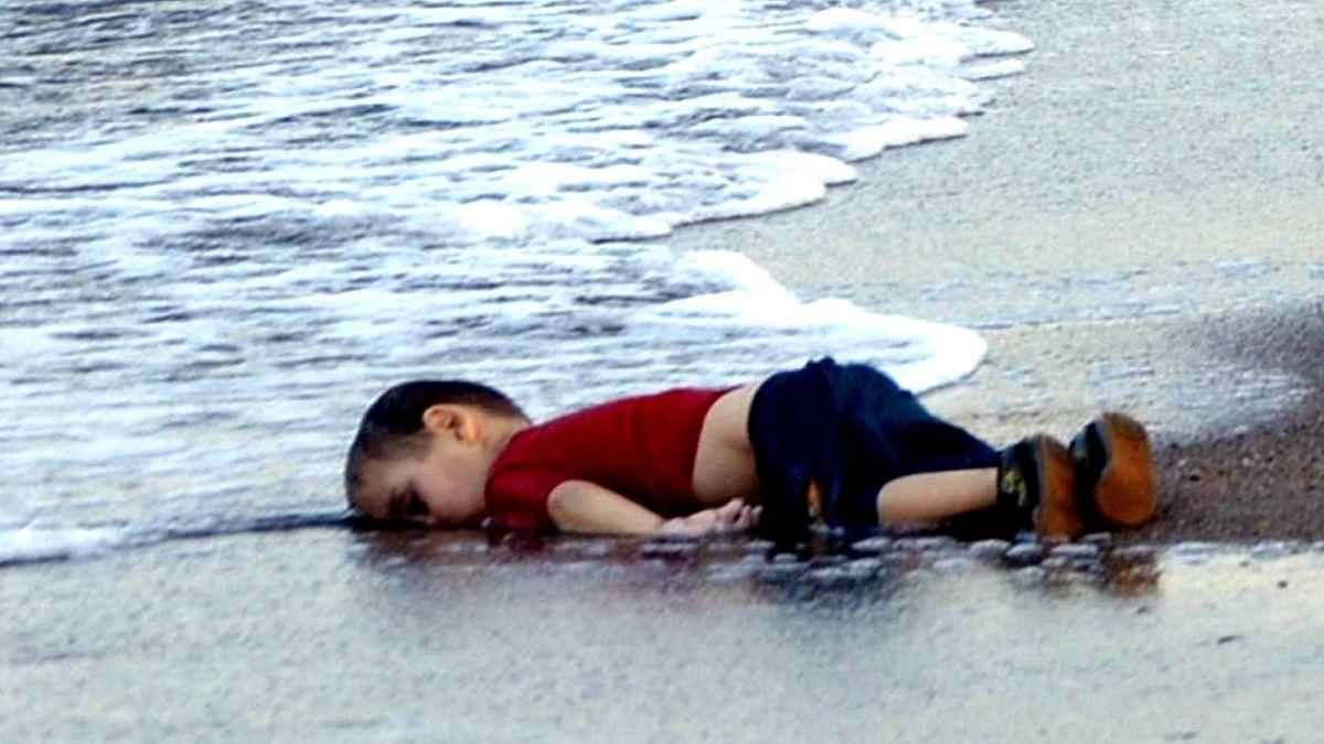आपको वो सीरियाई बच्चा एलन कुर्दी याद है? उसके दोषियों को मिली है 125 साल की सजा