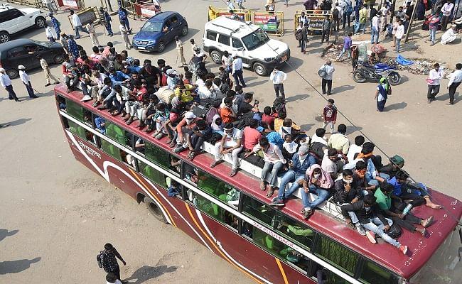 झारखंड में एक सितंबर से शर्तों पर चलेंगी बसें, निर्धारिट सीटों के मुकाबले आधे पैसेंजर करेंगे सफर