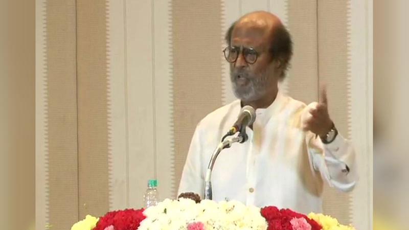Rajinikanth Press Meet: बोले रजनीकांत- CM बनना नहीं, लोगों की सेवा करना उद्देश्य