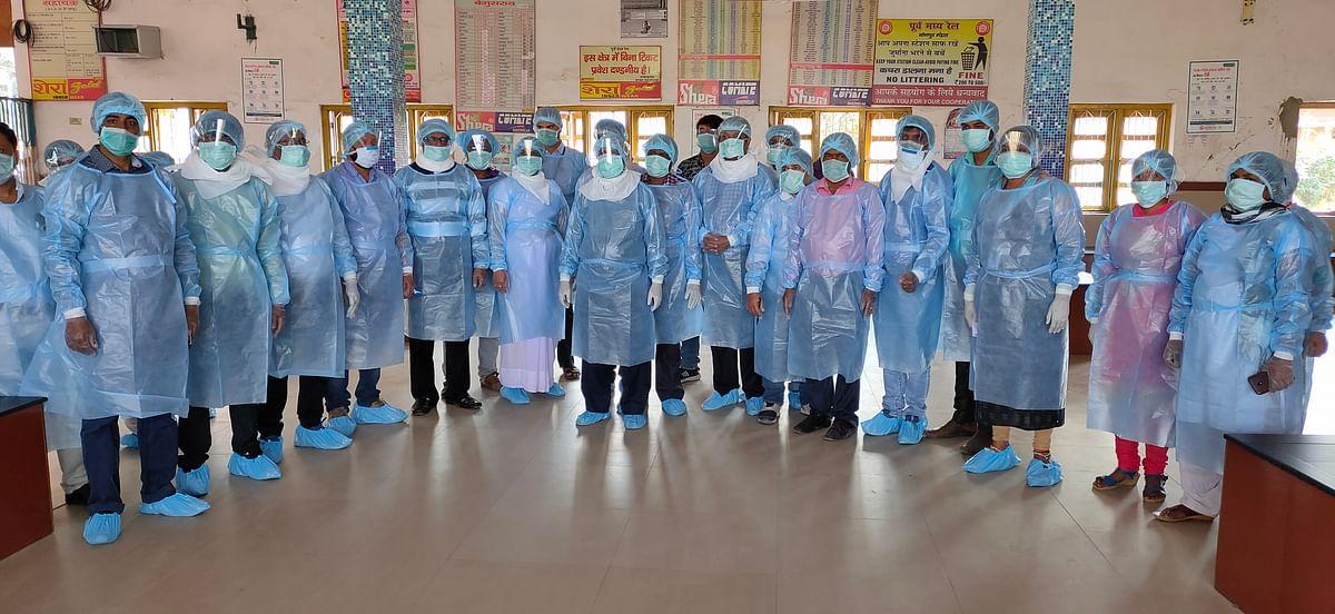Coronavirus Lockdown, Bihar Live Updates in Photos: कोरोना को लेकर अभी भी बिहार में लापरवाही