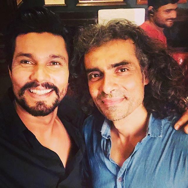 रणदीप हुड्डा इससे पहले फिल्म 'लव आज कल- 2' में इम्तियाज अली के साथ काम कर चुके हैं.