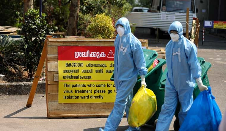 भारत में हर रोज बढ़ रहे कोरोना के मामले, अगले दो हफ्ते में अचानक बढ़ सकती है वायरस की रफ्तार