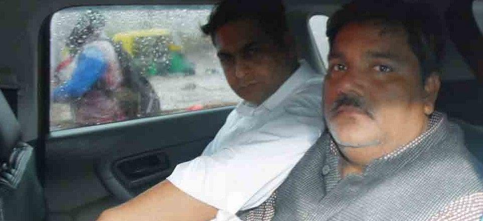 आप के निलंबित पार्षद ताहिर हुसैन आईबी अफसर की हत्या के मामले में गिरफ्तार