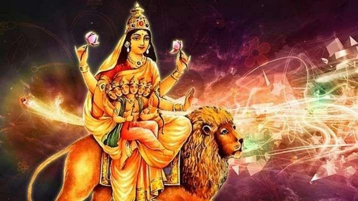 Chaitra Navratri 2020 : मां स्कंदमाता की होगी आज अराधना , इस आरती को पढ़कर करें देवी को प्रसन्न