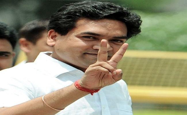 भड़काऊ भाषण देने के आरोपी भाजपा नेता कपिल मिश्रा को मिली Y  श्रेणी सुरक्षा
