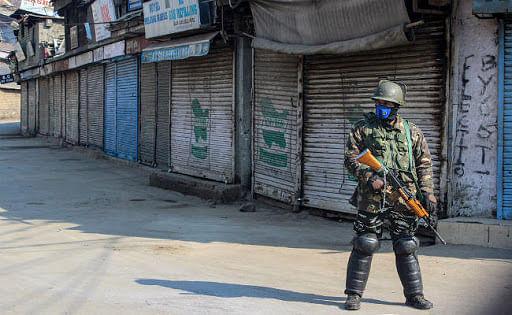 कश्मीर घाटी में बढ़ती चुनौतियां