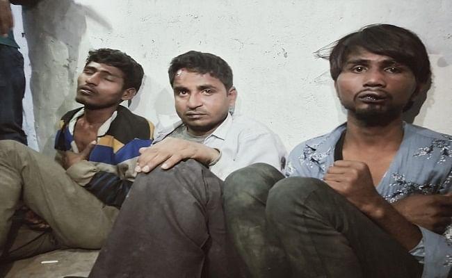 तीन महीने से एनआरसी के विरोध में धरना पर बैठे लोगों पर फायरिंग, स्थिति नियंत्रण में