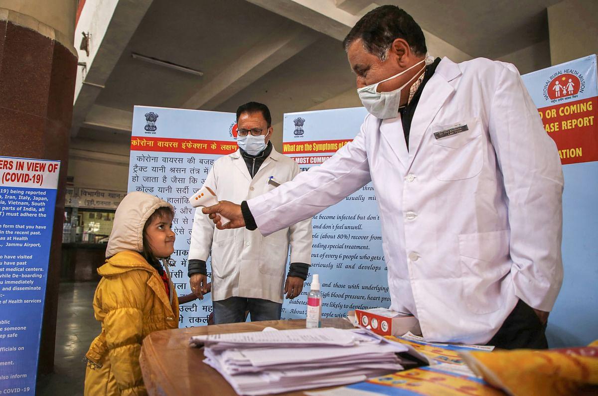 GOOD NEWS : 24 घंटे में 7,135 लोगों ने दी कोरोना को मात, देश में अब एक्टिव केस से ज्यादा ठीक होने वालों की संख्या