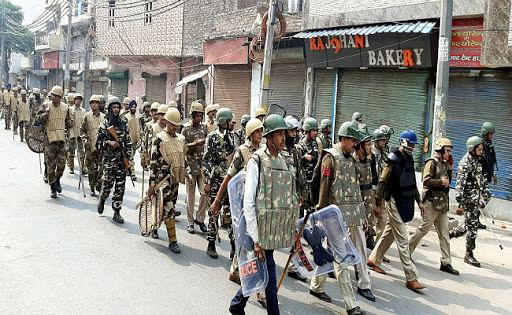 दंगे के षड्यंत्रकारियों ने बड़ी संख्या में भीड़ जुटाने और हिंसा के दिल्ली की आदर्श जगह माना