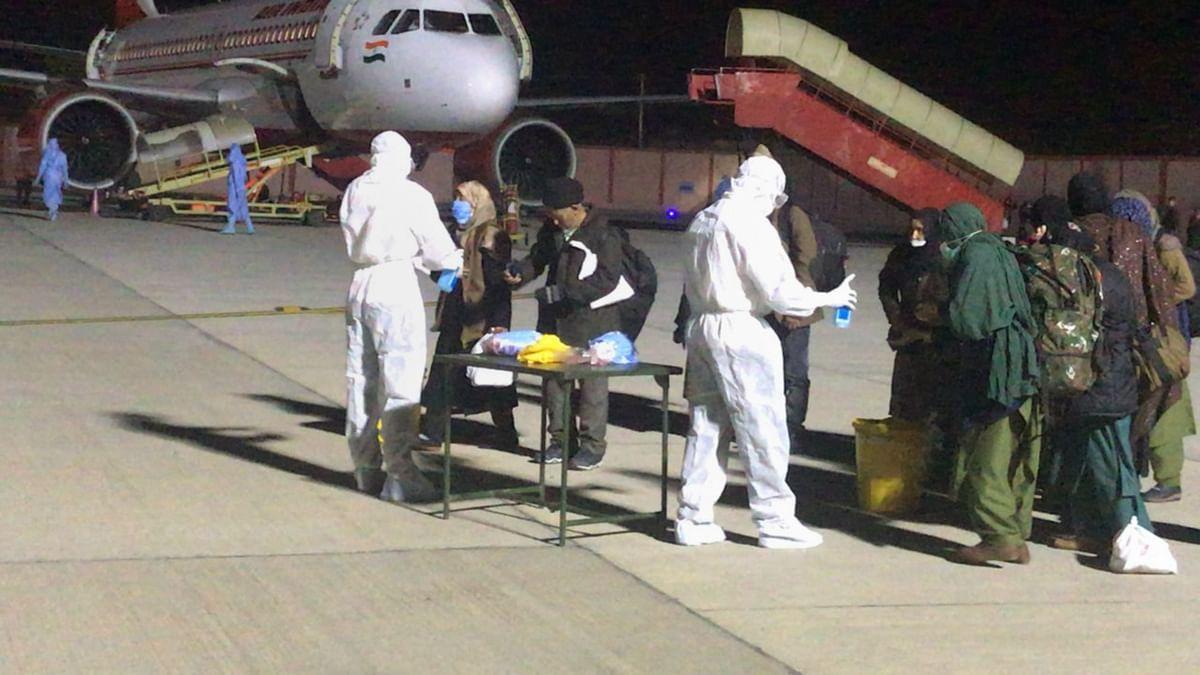 Coronavirus Latest Update : ईरान से लाये गये 277 लोग जोधपुर पहुंचे