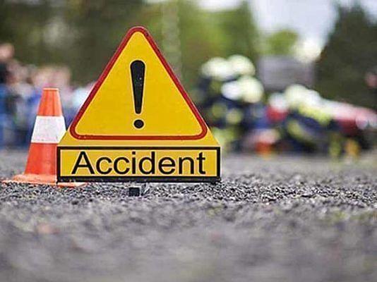 राजस्थान में भीषण सड़क दुर्घटना, हादसे में 8 लोगों की मौत, 4 घायल