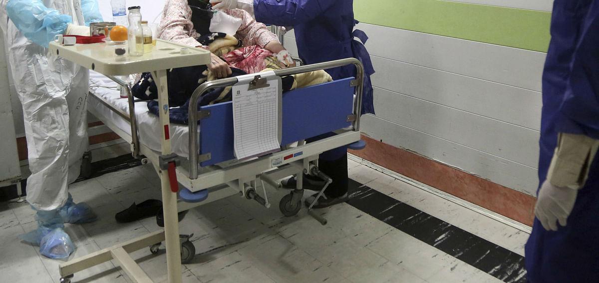 कोरोना संकट के बीच सामने आयी अस्पताल की लापरवाही, संक्रमित मरीज का शव बदलने का आरोप