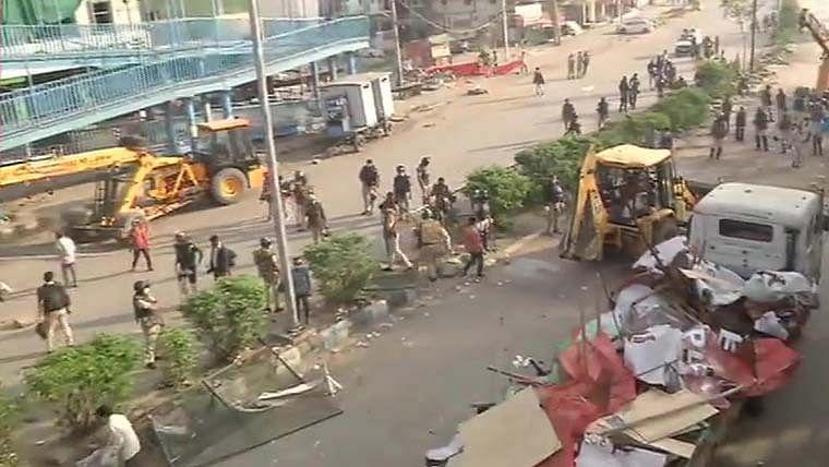 शाहीनबाग: प्रदर्शनकारियों ने SC को लिखा पत्र, कहा- पुलिस ने जबरन हटाया, करें जांच