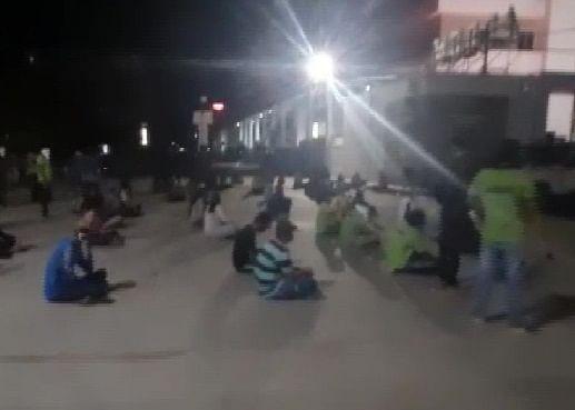 कोटा में घर वापसी की मांग को लेकर प्रदर्शन कर रहे बिहार के छात्रों पर पुलिस ने दर्ज किया केस