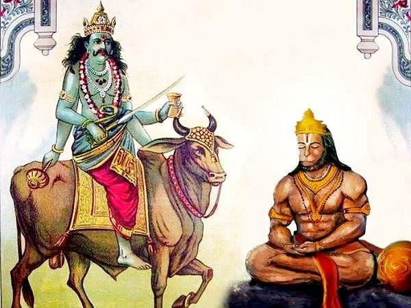 Hanuman Jayanti 2020 : जब हनुमान पर लगा दी शनि ने साढ़ेसाती, जानें शनि के प्रकोप से बचने हनुमानजी के शरण में जाने की क्यों दी जाती है सलाह