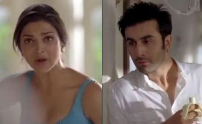 VIDEO : 'Yeh Jawaani Hai Deewani' से हटा दिया गया था रणबीर और दीपिका का ये सीन, अब हुआ Viral