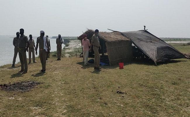 कोरोना से खौफ: सीवान के हालात ने बढ़ायी बलिया के तटवर्ती गांवों की चिंता, लोगों में दहशत