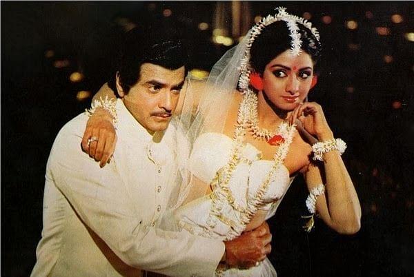 जितेंद्र के अफेयर की चर्चा बॉलीवुड की खूबसूरत अदाकारा श्रीदेवी के साथ भी रह चुकी है.