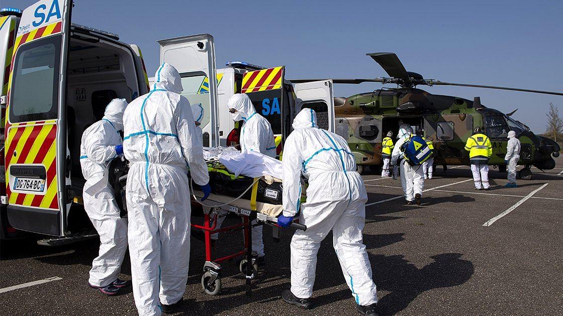 Coronavirus Update : कोरोना से अब तक करीब 90000 की मौत, देश में मरीजों की संख्या 54 लाख के पार