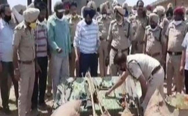 पंजाब में पुलिस टीम पर हमला करने और ASI का हाथ काटने के मामले में सात लोग गिरफ्तार
