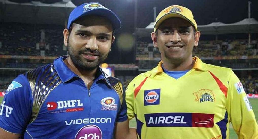 धौनी और रोहित शर्मा चुने गये IPL के ऑल टाइम ग्रेट कप्तान