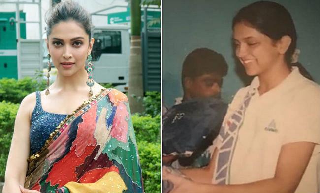 Deepika Padukone के स्कूली दिनों की तसवीर Viral, पहचानना हुआ मुश्किल