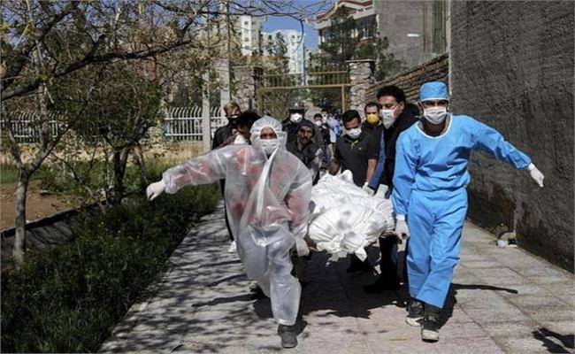 ईरान में कोरोना वायरस से और 125 लोगों की मौत, मृतकों का आंकड़ा 4,357 तक पहुंचा
