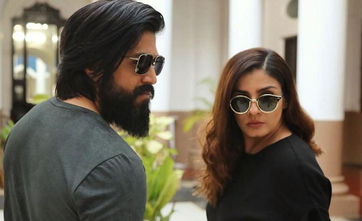 Raveena Tandon ने 'केजीएफ' स्टार Yash के बारे में किया खुलासा- उनके साथ शूट करना...