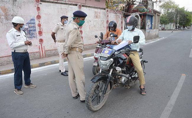 पटना में चुनाव को लेकर गाड़ियों की चेकिंग के लिए बनाये गये 140 चेक पोस्ट, संदिग्धों पर रहेगी नजर