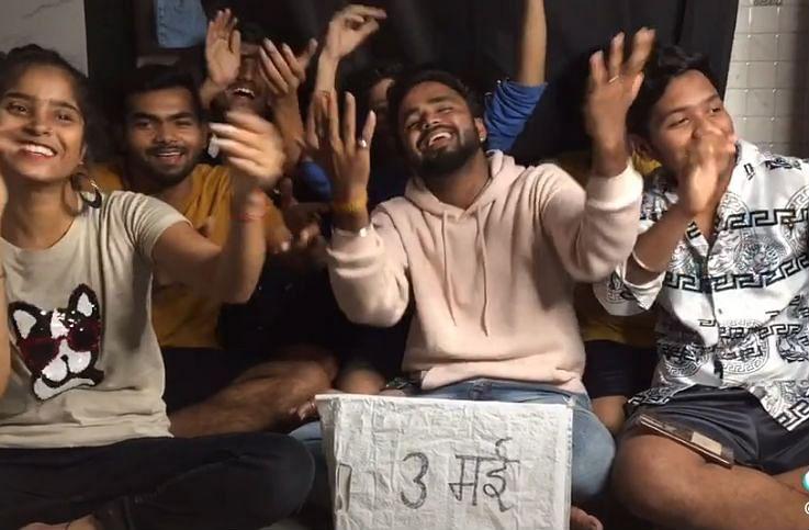 Tik Tok Video: 3 मई को मोदी जी आयेंगे और... Viral हो रहे हैं ये Tik Tok Videos
