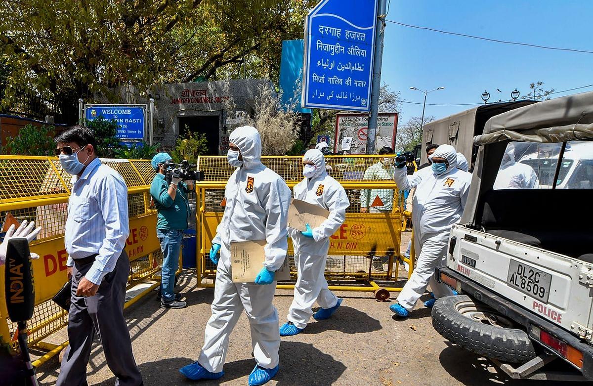 Coronavirus News Update : प्रवासी कर्मियों पर गृह मंत्रालय के आदेश को लेकर अन्य राज्यों के संपर्क में दिल्ली सरकार
